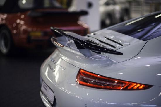 保时捷发布911 turbo s纪念版 限量40辆