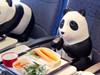 熊猫卖萌玩转HK