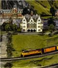 最大铁路模型