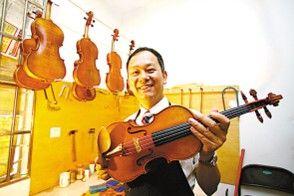 新浪专访曹树堃 畅谈中国小提琴发展史