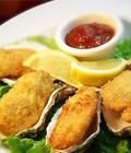 香酥炸牡蛎